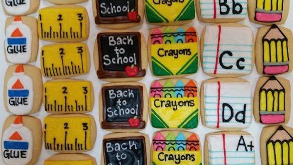 Assorted School Cutouts