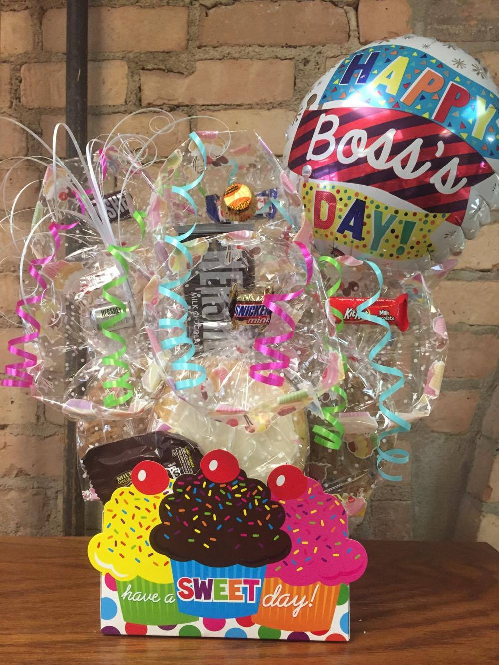 Boss's Day Have A Sweet Day Bouquet