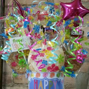 Easter Flower Pail Bouquet