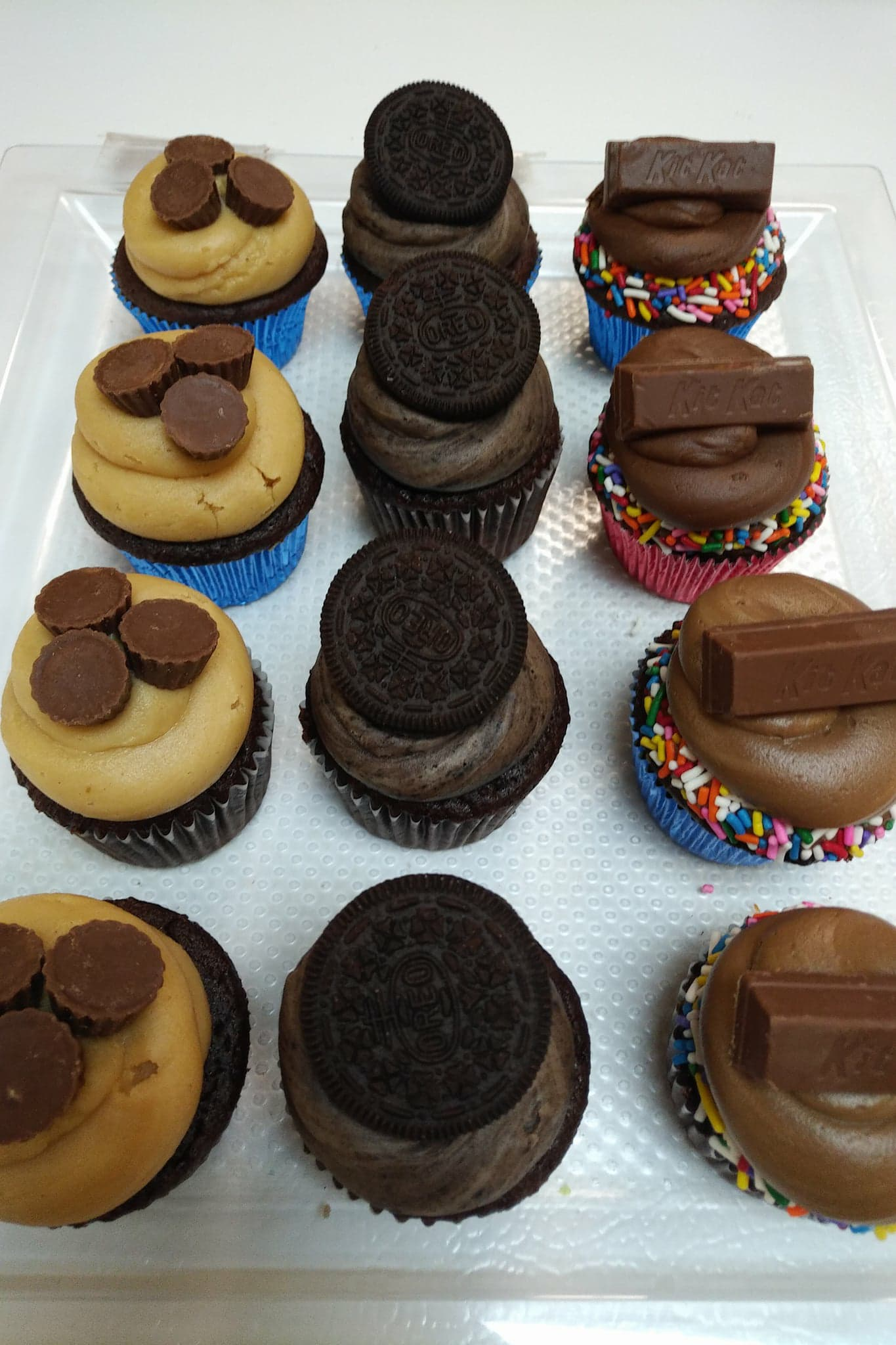 Assorted Specialty Cupcakes