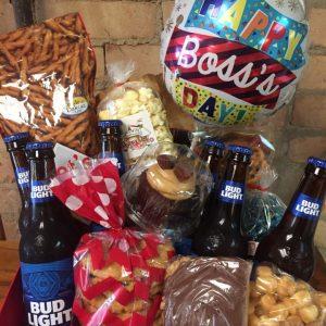 Boss's Day Beer Basket