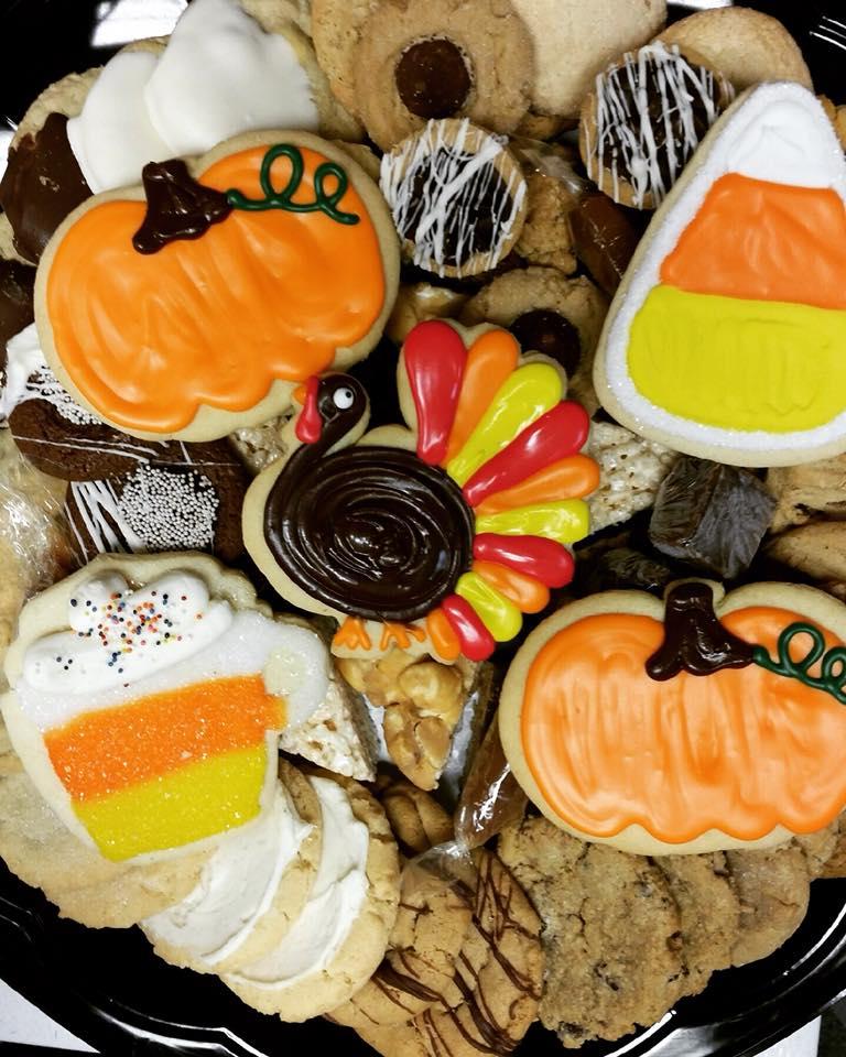 Fall Sweets Tray