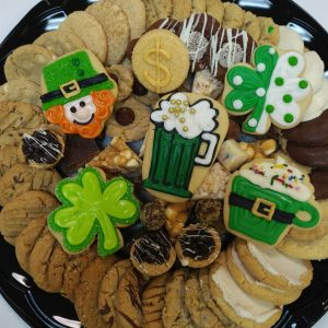 St. Patrick's Day Sweets Tray