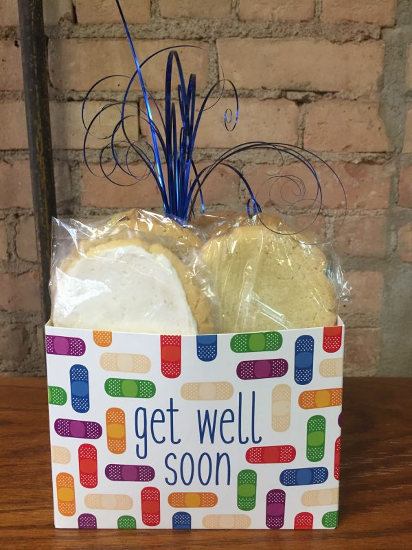 Get Well Band-aid Assortment Box