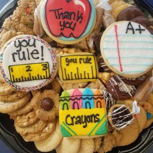 Teacher's Sweets Tray
