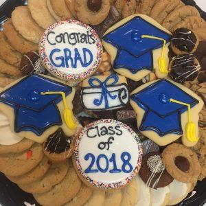 Graduation Sweets Tray