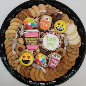 Administrative Professional's Week Sweets Tray