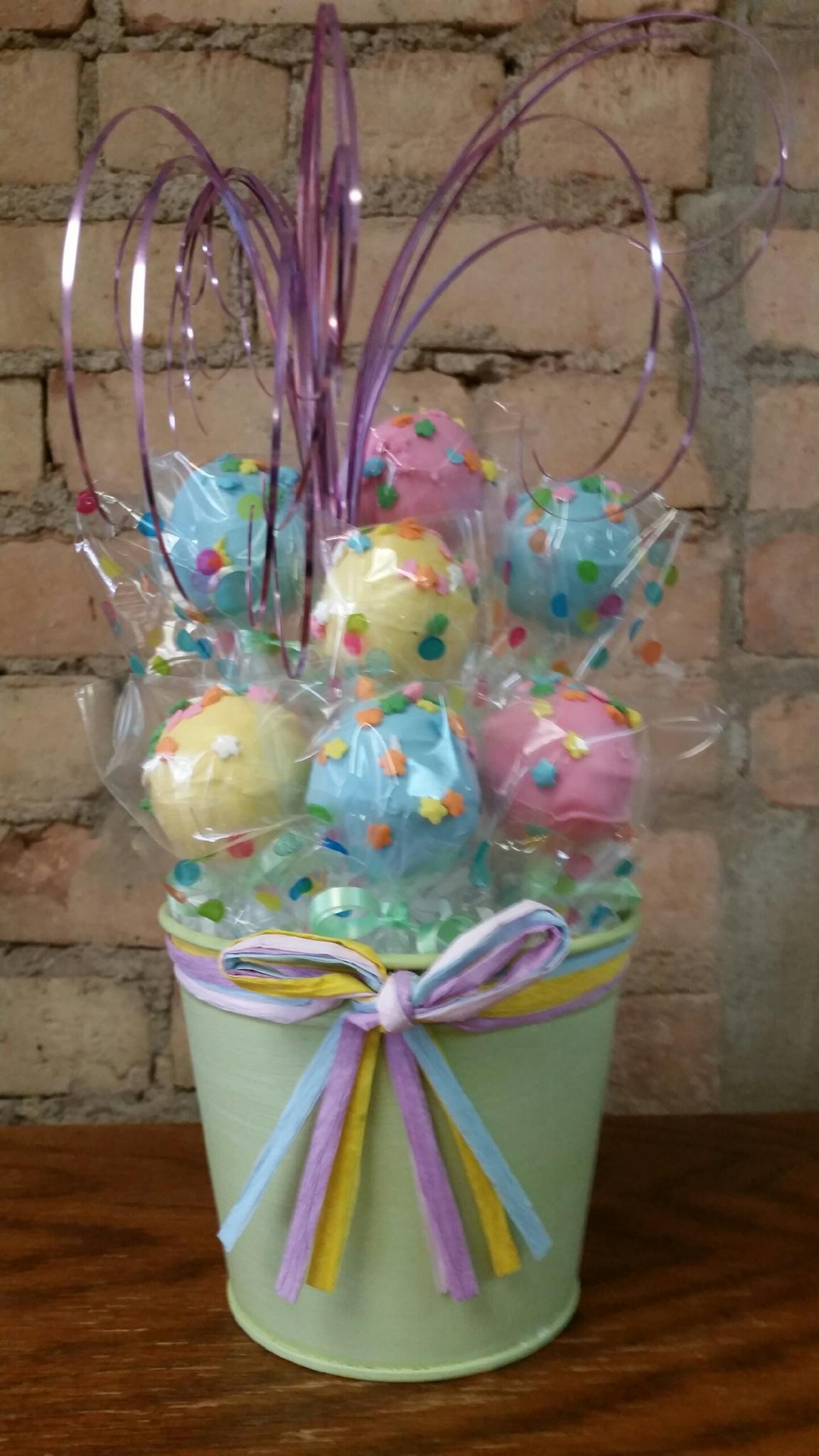 Cake Pop Bouquet Cookies For You