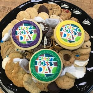 Boss's Day Sweets Tray