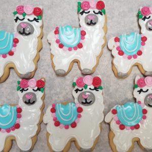 Alpaca Cookies