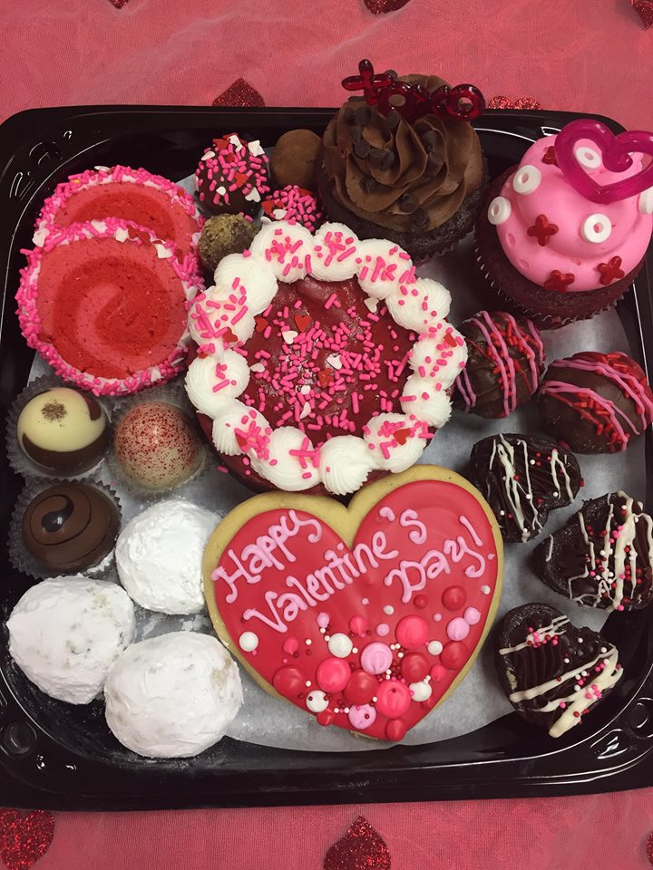 Gourmet Sweets Tray
