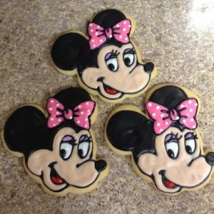 Minnie Mouse Cutouts