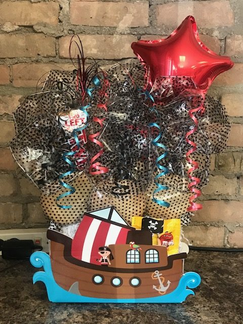 Pirate Bouquet