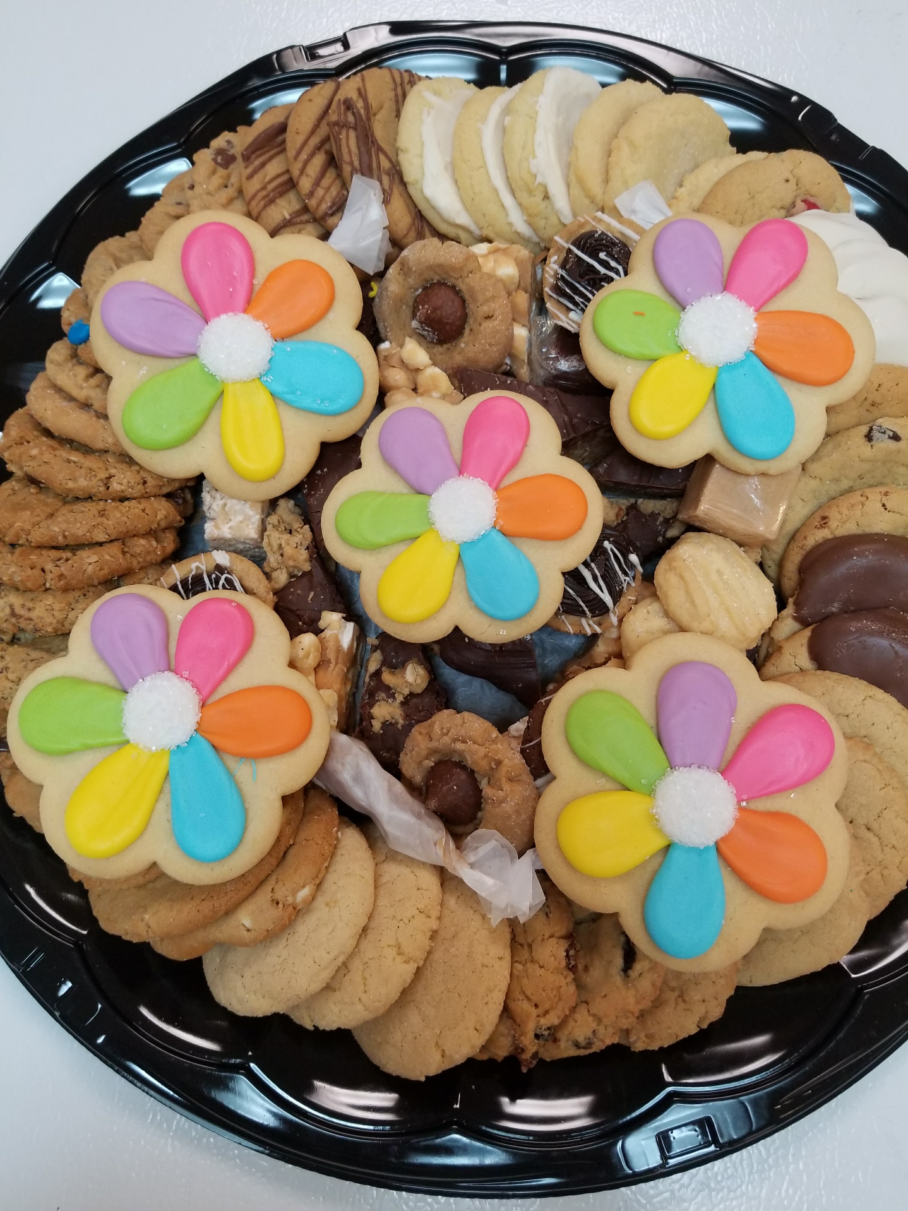 Spring Sweets tray