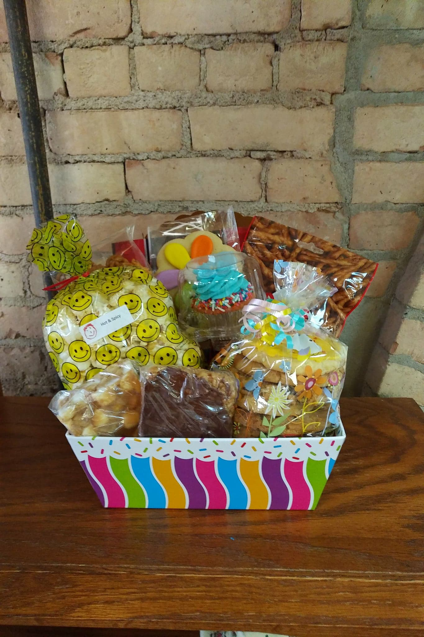 Sweet n Salty Basket